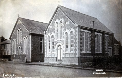 Fincham Primitive Methodist Church, Norfolk