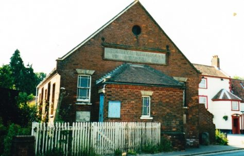 Mulbarton Primitive Methodist Chapel, Norfolk