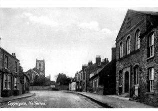 Nafferton Primitive Methodist chapel