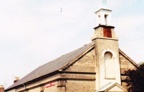 Norwich; Nelson Street Primitive Methodist Chapel