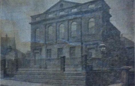 Sheffield Nether chapel