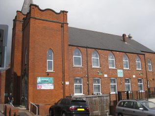 Brampton (Mount Zion) Primitive Methodist Chapel Chesterfield Derbyshire