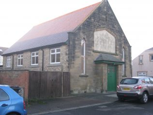 Newbiggin-by-the-Sea Primitive Methodist Chapel Northumberland