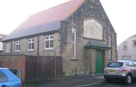 Newbiggin-by-the-Sea Primitive Methodist Chapel Northumberland