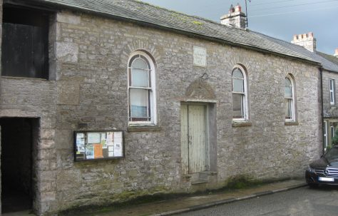 Newbiggin-on-Lune Primitive Methodist Chapel Westmorland