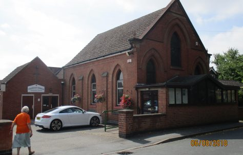 Newbold Verdon Primitive Methodist chapel