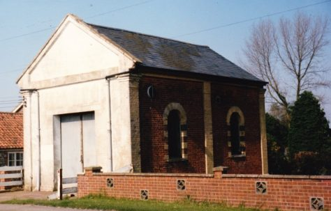 Newton St Faith Primitive Methodist Chapel, Norfolk