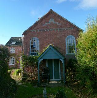 Nokelane Head Primitive Methodist Chapel 2013   R Beck