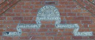 Nokelane Head PM Chapel wall plaque stones   R Beck