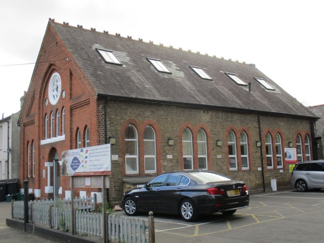 former Norbiton PM chapel   Christopher Hill 2016