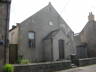 Norham Primitive Methodist Chapel Northumberland