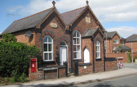 Norley (Zion) Primitive Methodist Chapel Cheshire