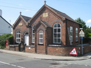 Norley (Zion) Primitive Methodist Chapel Cheshire