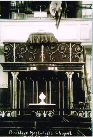 Bacup; North Street Primitive Methodist Chapel