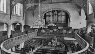 Northumberland Road PM Chapel, Newcastle upon Tyne | Newcastle upon Tyne District Archives