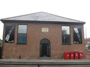 Northwich Primitive Methodist Chapel