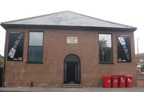 Northwich Primitive Methodist Chapel