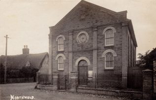 Northwold Primitive Methodist chapel, King's Lynn | Richard Jennings