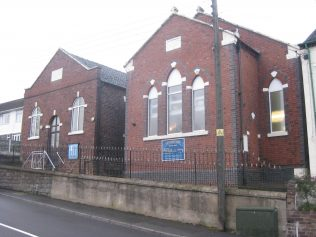 Norton Green Primitive Methodist Chapel Stoke on Trent