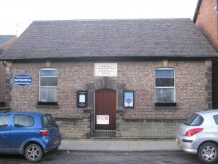 Norton on Derwent (Bethel) Primitive Methodist Chapel North Yorkshire