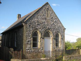 Taddington Primitive Methodist Chapel Derbyshire