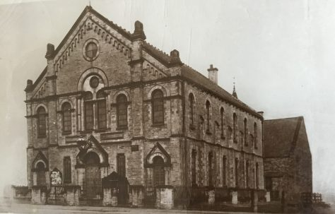 New Shildon Primitive Methodist Church