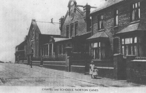 Norton Canes Bethel Primitive Methodist Church