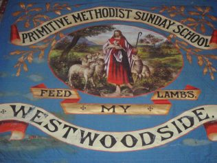 Sunday School banner | Rev. David Leese.
