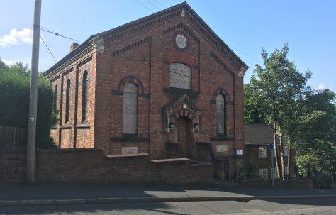 Oakengates Primitive Methodist Chapel, Shropshire