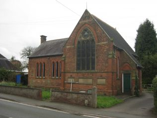 Oakhanger Primitive Methodist Chapel | Elaine and Richard Pearce 2012