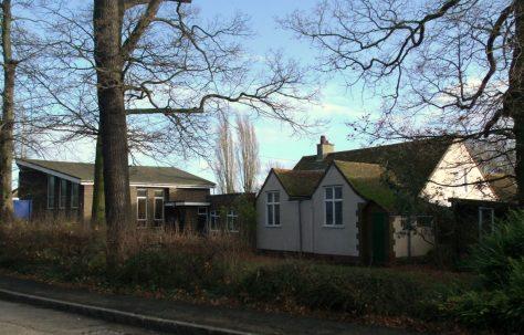 Oakley Primitive Methodist Chapel