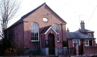 Oakley Primitive Methodist Chapel, Hampshire | David Young