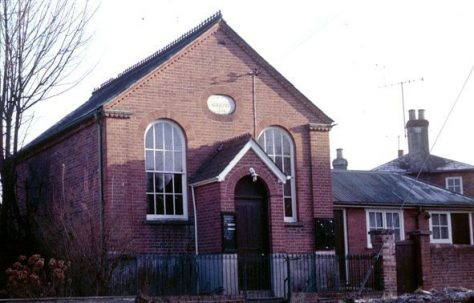 Oakley Primitive Methodist Chapel, Hampshire