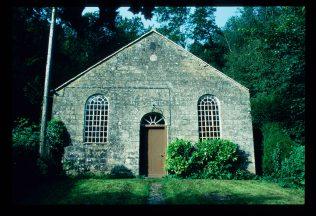Chapel in 1991 | David Hill