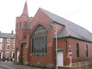 Oswestry Primitive Methodist Chapel Shropshire