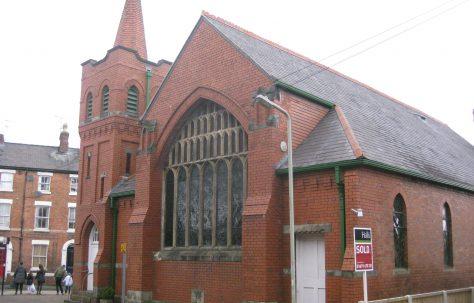 Oswestry Primitive Methodist Chapel Shropshire