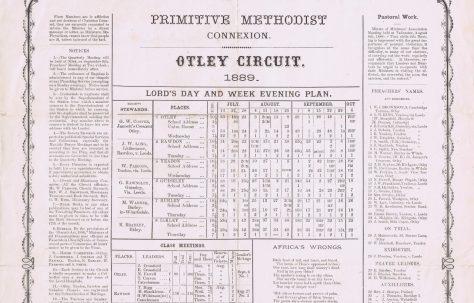 Otley Circuit 1889 Q3