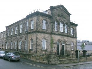 Otley (Station Road) PM Chapel West Yorkshire