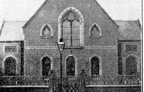 Bradshawgate Primitive Methodist Chapel