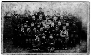 Orphans from the Walmsley Boys' Home | Walmsley Family archives