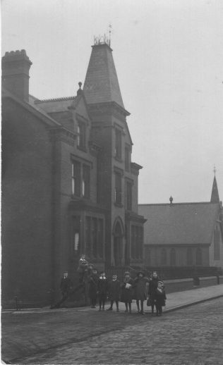 Walmsley Orphan Home, Leeds