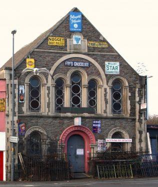 Ebenezer Primitieve Methodist chapel, Midland Road