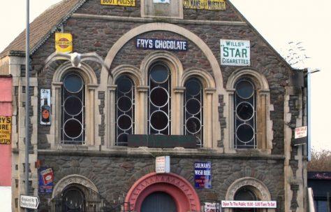 Bristol; Ebenezer Chapel