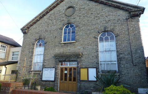 Sudbury Primitive Methodist Chapel