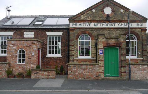 Great Hatfield Primitive Methodist Chapel, East Yorkshire