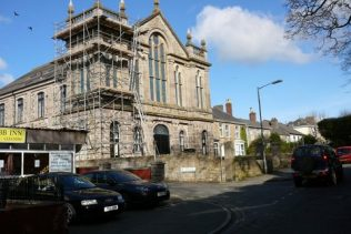 Redruth Plain-an-Gwarry Primitive Methodist Chapel | Janet Bastion