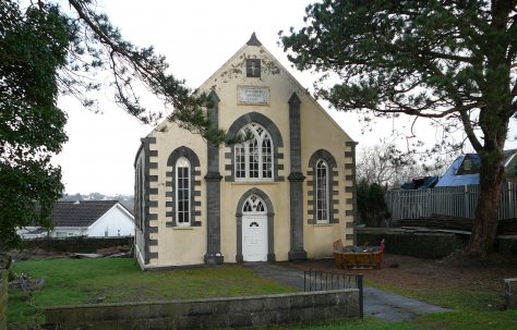 Kingsmoor Primitive Methodist Chapel with Graveyard