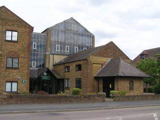 Bushey Primitive Methodist Chapel, Hertfordshire | David Noble