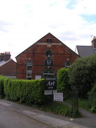 Chorleywood Primitive Methodist Chapel, Hertfordshire | David Noble