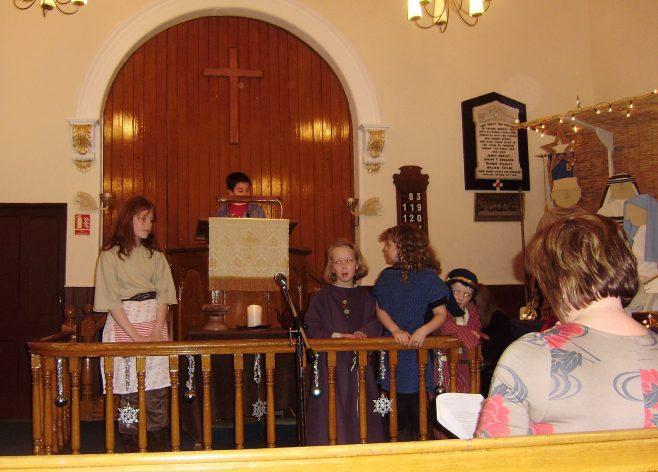 Nativity Service 2009
